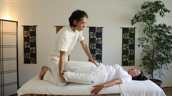Stage de Sôtaï thérapie par Hiroshi Iwaoka